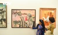 """Bilderausstellung """"100 Jahre Bui Xuan Phai – Bilder von Van Duong Thanh und der nächsten Generation"""""""