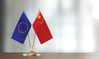 China bleibt größter EU-Handelspartner