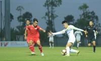 Eröffnung der Finalrunde der U15-Fußballnationalmeisterschaft 2020