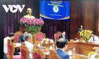 Feier zum 75. Jahrestag der ersten Parlamentswahl Vietnams