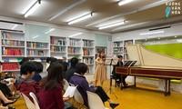 Initiativen von Goethe Institut Hanoi im Jahr mit Änderungen durch Covid-19