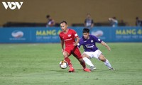 Der vietnamesische Superpokal 2020 mit beschränkter Zuschauerzahl