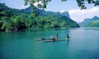 Kandidatur des Ba Be-Sees, der Gedenkstätte Yen Tu und der Tunnel von Cu Chi zum Welterbe