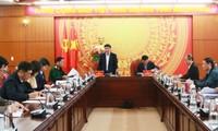 Delegation der Parteileitung der Provinz Dak Lak ist vom Erfolg des 13. Parteitages überzeugt