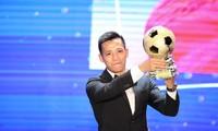 """Nguyen Van Quyet gewinnt den """"Goldenen Ball"""" Vietnams 2020"""