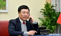 Intensivierung der umfassenden Partnerschaft zwischen Vietnam und USA