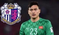 Japanischer Fußballverein will Torwart Van Lam einstellen