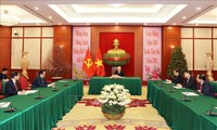 Erhaltung und Verteidigung der besonderen freundschaftlichen Beziehungen zwischen Kuba und Vietnam
