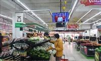 Zahlreiche Supermärkte und Märkte haben wieder geöffnet