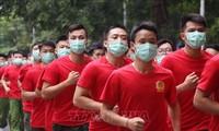 """Start der Kampagne """"Sportübungen nach dem Vorbild von Präsident Ho Chi Minh"""""""