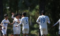 Zwölf Teams nehmen an Finalrunde der U19-Fußball-Nationalmeisterschaft teil