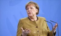 Weltfrauentag: Bundeskanzlerin Angela Merkel warnt vor alten Rollenmustern