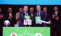 27 Fußballvereine nehmen am nationalen Fußballpokal Bamboo Airways 2021 teil