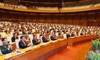 Parlament der 14. Legislaturperiode: Stolz auf erreichte Ergebnisse