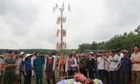 Pha Bau-Fest wird als nationales immaterielles Kulturerbe anerkannt