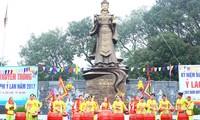 Ehrung der Leistungen der historischen Persönlichkeit der Königin Y Lan
