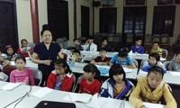 Eine lerneifrige Familie in Son La