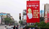 Vietnam meldet am Montag sieben Covid-19-Neuinfektionen