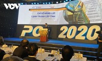 PCI 2020: Die Qualität des Wirtschaftsmanagements in Vietnam verbessert sich