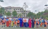 Eröffnung des nationalen Tennis-Turniers für Mannschaften 2021