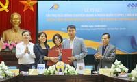 FLC ist der goldene Sponsor des nationalen Volleyball-Turniers der Klasse A im Jahr 2021