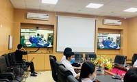 Fast 1.500 Krankenhäuser und medizinische Stationen beteiligen sich am System von Fernuntersuchungen