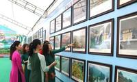 """Fotoausstellung """"Kultur-, Geschichts- und Ökotourismus der Viet Bac-Region"""""""
