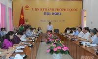 Dialog mit internationalen Organisationen über grüne OCOP-Entwicklung für Export