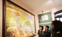 """Bilderausstellung """"Erinnerung an Truong Son"""""""