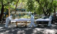 Covid-19-Pandemie kostet das Leben von mehr als 3,4 Millionen Menschen