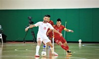 Futsal-Mannschaft Vietnams hat Vorteil im Kampf um Futsal-WM-Ticket