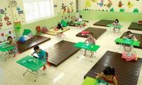 Unterstützung für die von der Covid-19-Epidemie betroffenen Kinder