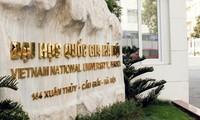 Vier vietnamesische Universitäten stehen auf QS World University Rankings Reihe