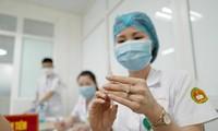Gesundheitsministerium ratifiziert die 3. Testphase des Impfstoffes Nanocovax