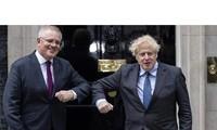Australien und Großbritannien unterzeichnen Rahmenvereinbarung über Freihandelsabkommen