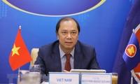 SOM ASEAN+3: Forschung, Entwicklung und Zugang zum Vakzin gegen Covid-19