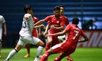 Mit einem Eigentor in der Nachspielzeit verliert Viettel gegen Ulsan Hyundai