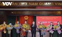Parlamentspräsident Vuong Dinh Hue bei Sitzung des Volksrates der Provinz Dak Lak