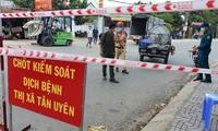 Weitere 1.102 Covid-19-Neuinfektionen in Vietnam am Montag