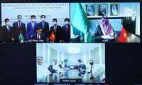 Vietnam und Saudi-Arabien unterzeichnen Memorandum of Understanding über politische Konsultation