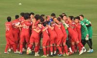 Fußballnationalmannschaft wird sich eine Woche vor der 3. Qualifikationsrunde der WM 2022 für Asien versammeln