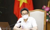Vizepremierminister Vu Duc Dam fordert Provinzen zur ernsthaften Einhaltung der Corona-Regeln auf