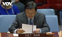 Vietnam ruft zur Sicherheitsgewährleistung für humanitäre Helfer im bewaffneten Konflikt auf