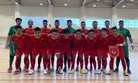 VFF veröffentlicht Liste der 22 Fußballer der Futsal-Nationalmannschaft