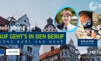 Berufsausbildung – Chance um Jobs zu finden und zum langfristigen Aufenthalt in Deutschland für junge Vietnamesen
