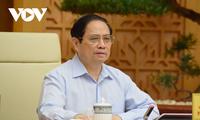 Premierminister Pham Minh Chinh: Regierung konzentriert sich auf den Aufbau sozialistischer Demokratie