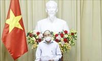 Staatspräsident Nguyen Xuan Phuc: Begnadigung soll ernsthaft umgesetzt werden