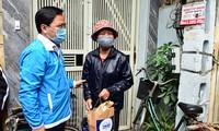 Hanoi verteilt kostenlose Portionen für die von der Covid-19-Pandemie betroffenen Menschen