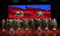 """""""Armee der Kultur"""" Vietnams gewann Auswahlrunde bei Army Games 2021"""
