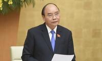 Staatspräsident Nguyen Xuan Phuc schickt Brief zur Ermutigung der Lehrer und Schüler